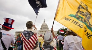 Opposition to immigration reform by the Tea Party.