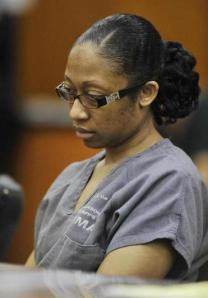 Marissa Alexander of Florida received a 20-year prison sentence for firing a warning shot at her abusive ex-husband.