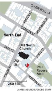 North End map