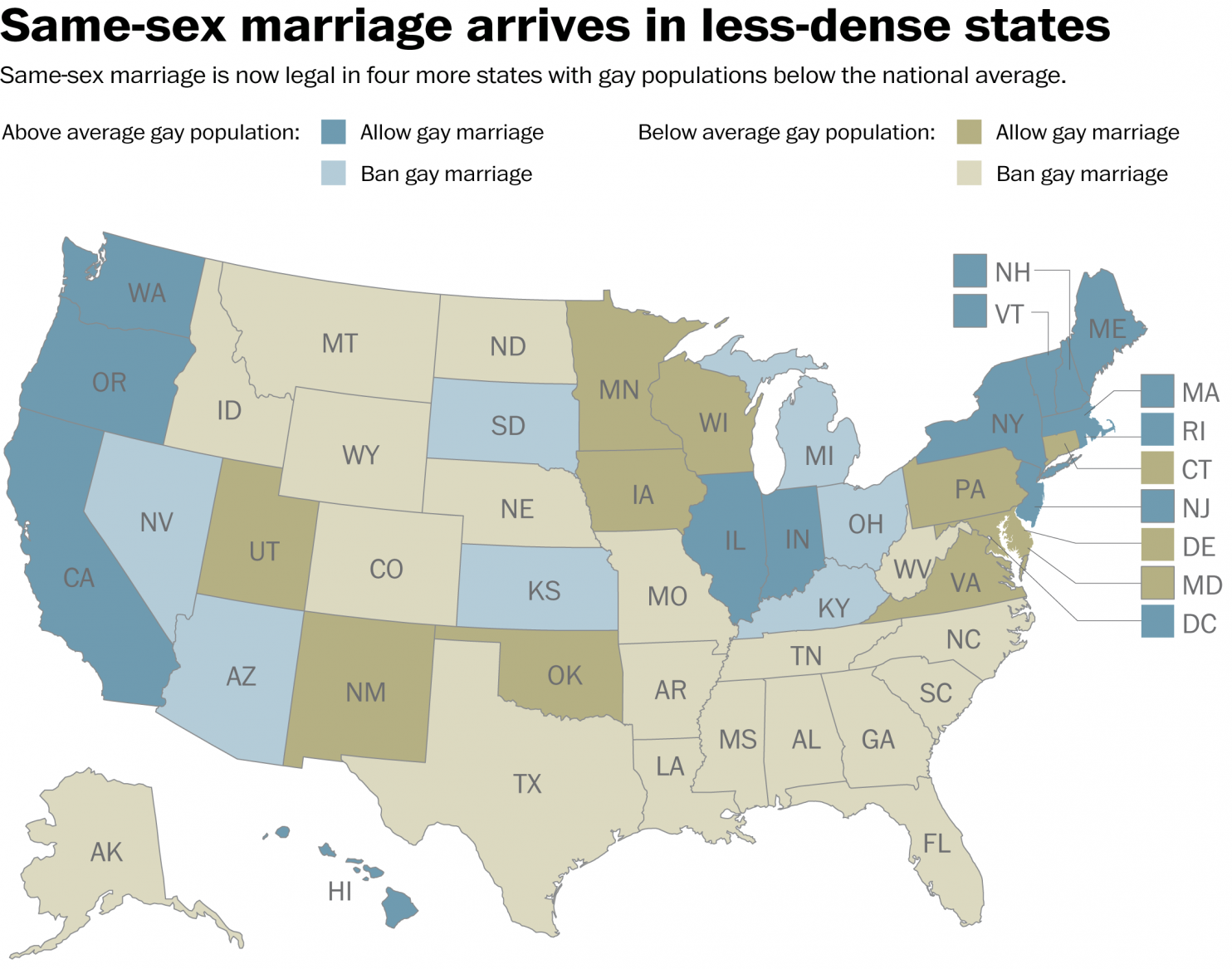Gay Marriage Ban Defeated In Senate Vote